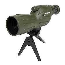 Cannocchiale Konuspot 50 KONUS 15-40x50 zoom treppiede verde ingrandimento 7124