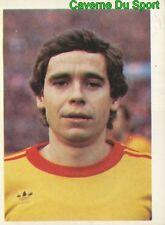 068 OLDRICH ROTT DUKLA PRAHA STICKER FOOTBALL 1980 BENJAMIN RARE NEW