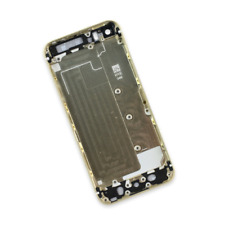 Apple iPhone 5s Blank Rear Case Replacement Repair Part Gold