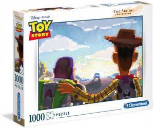 Clementoni 1000pc Disney Puzzle Toy Story Jigsaw Puzzle