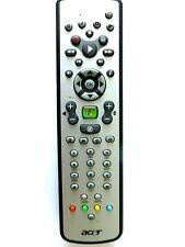 ACER WINDOWS MEDIA CENTRE REMOTE CONTROL RC6 no ir receiver