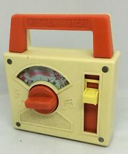 FISHER PRICE, vintage music box nr 104, 1981 Alouette