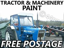 Tractor Paint Ford Blue 3000 4000 5000 6000 7000