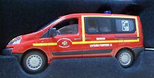 Solido Citroen Jumpy Medecin Sapeurs Pompiers Feuerwehrambulanz (F) 2012 1/50