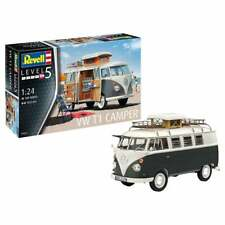 Revell 07674 1:24 VW T1 Camper Van Model Kit