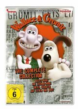 DVD * WALLACE & GROMIT - THE COMPLETE COLLECTION # NEU OVP $