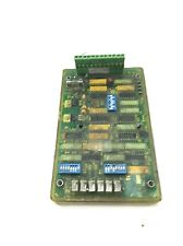 USED CONTROLER CARD PC BOARD CIRCUIT CARD EDA-1331 REVISION 6 EDA 1331, (A176)