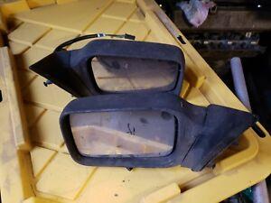 merkur scorpio side view mirrors pair driver passenger left right 88 89
