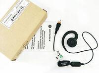 OEM HKLN4437A Single Pin Swivel Earpiece for Motorola CLP1010 CLP1040 CLP1060