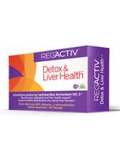 Dr. Ohhira's Essential Formulas Reg'Activ Detox & Liver Health 60 Capsules