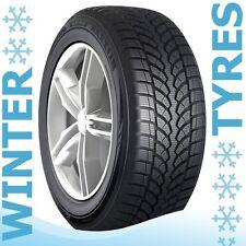 4 x 235/55/18 Bridgestone Blizzak LM 80 Tyres - 100 H - WBA15059
