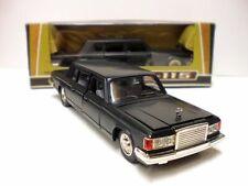 Novo Export 1:43 - ZIL 115 Limousine Black - Made in USSR - 1991-1994