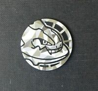Steelix Silver Shatter - Pokemon Coin #G9