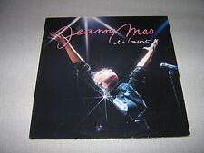 JEANNE MAS DOUBLE LP FRANCE EN CONCERT +++ HOMMAGE BALAVOINE