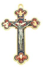 Collectible Vatican Souvenir Jubilee 2000 Crucifix - Made in Italy