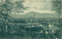 Ansichtskarte Freiburg i.B. vom Hebsack 1905  (Nr.791)