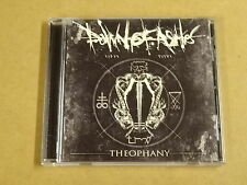 CD / DAWN OF ASHES - THEOPHANY