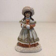 The Leonardo Collection Ceramic Figurine. Snow Princess by Christine Haworth#939