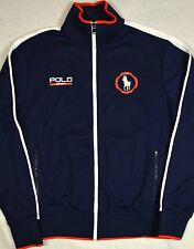 Polo Sport Ralph Lauren Track Jacket Performance Athletic Big Pony S NWT $135