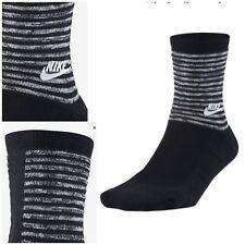Nike ropa deportiva Tech pack equipos Algodón Socks-black/blanco GB 5-8 EUR