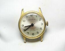 Ingersoll  1J Swiss Watch Circa 1970' Cal. Ronda 1013 For Spare parts or repair!