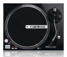 Reloop RP1000M Belt Drive DJ Vinyl Hi-Fi Hifi Deck Turntable RP-1000M