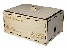 PCB UV Exposure Box Kit 6x4
