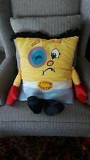 Large Vintage 80's Pillow People Stuffed Toy Pillow Fighter