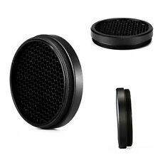 50mm Hunting Rifle Scope Sunshade Protective Caps Mesh Cover KillFlash