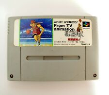 SLAM DUNK From TV Animation pour Super Famicom /Nintendo Super Famicom Game SNES