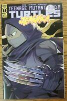 Tmnt Jennika #1 (of 3) 1:10 variant NM 9.4+ 2020 IDW Teenage Mutant Ninja Turtle