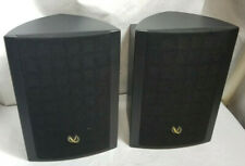 (2) Infinity Minuette MPS Home Theater Satellite Surround Speakers,Qwik Ship!