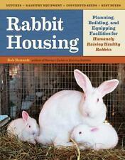 Kaninchen Gehäuse: Planung, Aufbau und Ausrüstung Einrichtungen für menschlich raisi