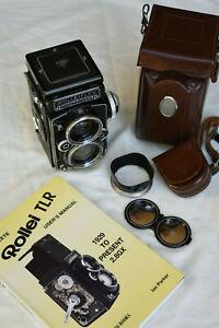 Rolleiflex 2.8 F. 2.8f Planar. Need CLA