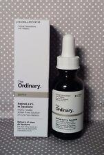 The Ordinary - Retinol 0.2% in Squalane. 1 fl oz, new!