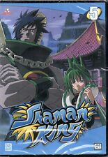 SHAMAN KING - VOL. 5 - DVD (NUOVO SIGILLATO)
