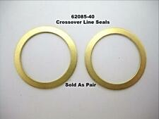 62085-40 Knucklehead Flathead Panhead Gas Crossover Line Seals