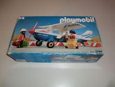Playmobil 3788 Albatros Blue Air Flugzeug Air Taxi Neu Ovp