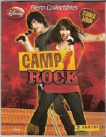 Camp Rock Album Vuoto Panini Disney