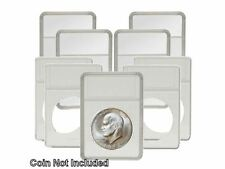 BCW - Display Slab with Foam Inserts-Combo, Large Dollar - White, 5 pack