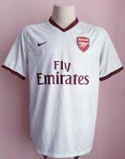 Arsenal 2007 - 2008 Away football Nike shirt jersey