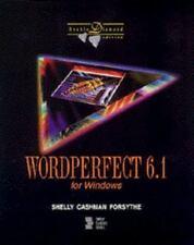 Wordperfect 6.1 for Windows (Shelly Cashman Series)