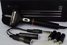 Philips SBC 3050 Stereo Kondensatormikrofon Condenser Microphone Vintage