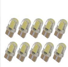 10x T10 194 Weiß COB 8 LED Kennzeichenbeleuchtung Lampe 12V 6000K Deutsche Post