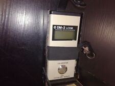 Krautkrämer DM2-LCDM Inspection Ultraschall Messgerät Wanddickenmesser