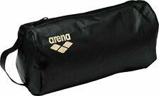 arena pool bag for swimming proof bag black ARN-7433 BLK F 4548309954724