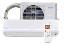 Senville 9000 BTU Mini Split Air Conditioner with Ductless Heat Pump ENERGYSTAR
