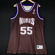 Champion EU Jason Williams KINGS Trikot NBA Basketball Jersey Jordan Kobe LeBron