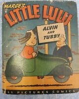 Better Little Book #1429 marge's little lulu - all pictures comics 1947