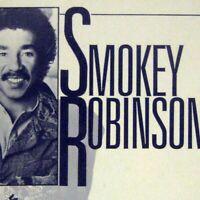 Smokey Robinson Playbill Opening Night December 1986 Jean Carne Broadway